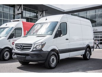 2016 Mercedes-Benz Sprinter 2500 HIGH ROOF 144p **DIESEL--TRÈS BAS KILO--ATTACHE REMORQUE**