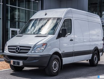 2013 Mercedes-Benz Sprinter 2500 HIGH ROOF 144po wheelbase