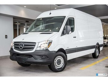 2016 Mercedes-Benz Sprinter 2500 High Roof 170 PO **CAM?RA DE RECUL**