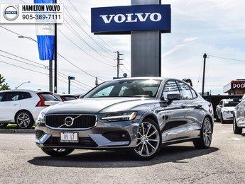Volvo S60 T6 AWD Momentum 2019