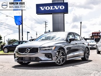 Volvo S60 T6 AWD R-Design 2019