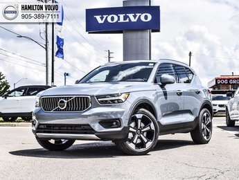 2020 Volvo XC40 T5 AWD Inscription