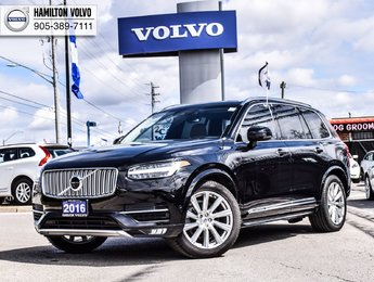2016 Volvo XC90 T6 AWD Inscription - P4165