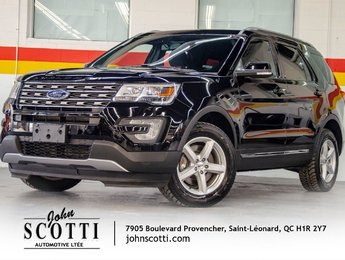 Ford Explorer XLT AUTO 4WD LOW KM CAM 2017