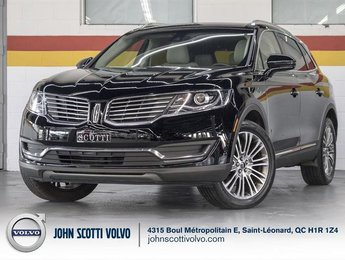 2016 Lincoln MKX Reserve WARRANTY
