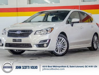 Subaru Impreza Sport CVT 2015
