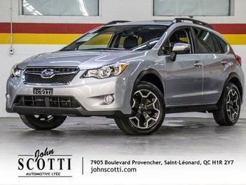 2015 Subaru XV Crosstrek Limited CVT CUIR TOIT