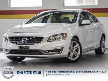 Volvo S60 T5 AWD Premier Plus 0.9% 2014