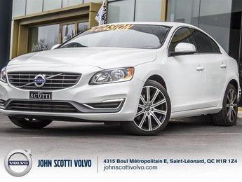 Volvo S60 T5 CERTITI… 03 SEPT. 2019 OU 160,000KM. 2014