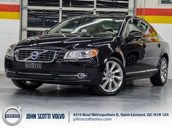 Volvo S80 T6 AWD BLIS PARK ASSIST 2013