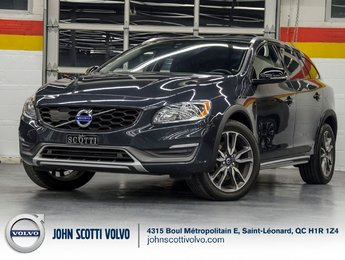 Volvo V60 Cross Country T5 2015
