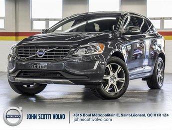 2014 Volvo XC60 T6 PREMIER PLUS AWD
