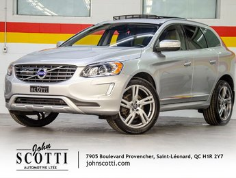 2017 Volvo XC60 T5 Special Edition Premier  Mags upgrade