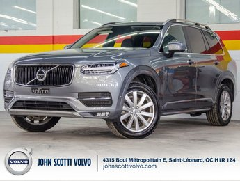 2018 Volvo XC90 Momentum T6 CLIMATE / VISION / CONVENIENCE PACK