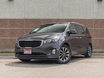 2015 Kia Sedona SX at