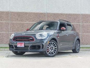 2018 MINI John Cooper Works Clubman ALL4 John Cooper Works