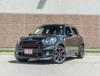 2015 MINI John Cooper Works Countryman ALL4