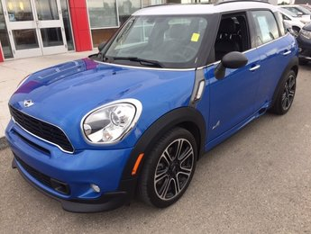2014 MINI Cooper Countryman S AWD John Cooper Works