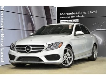 2015 Mercedes-Benz C300 4matic Sedan Certifie, Ensemble Sport, Jantes AMG