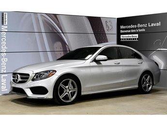 2015 Mercedes-Benz C300 4matic Sedan Certifie!, Jantes AMG 18, Sport