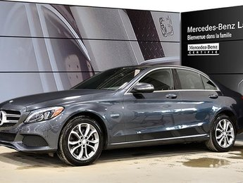2015 Mercedes-Benz C300 4matic Sedan Bas KM, Camera Recul, Navigation, Toi