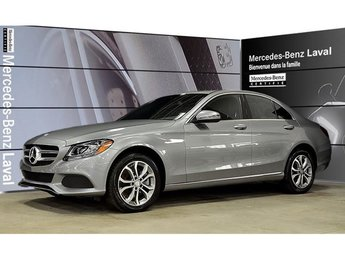2016 Mercedes-Benz C300 4matic Sedan Certifie, 4matic, Peinture Metallisee