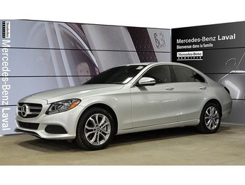 2017 Mercedes-Benz C300 4matic Sedan EX-Demo NEW CAR