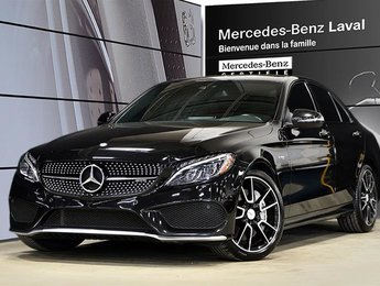 2017 Mercedes-Benz C43 AMG 4MATIC Sedan
