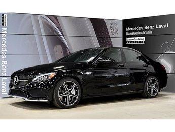 2018 Mercedes-Benz C43 AMG 4matic Sedan Pdfs: $64,810 ! Premium, Camera 360,