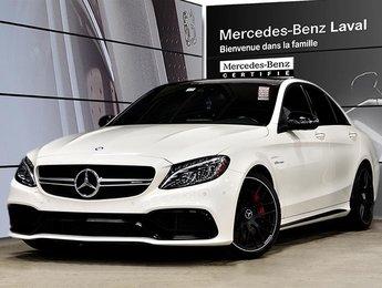 2016 Mercedes-Benz C63 S AMG Sedan