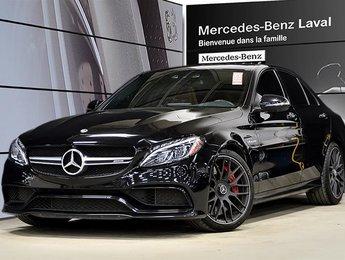 2018 Mercedes-Benz C63 S AMG Sedan
