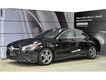 2014 Mercedes-Benz CLA250 4matic Coupe Certifie! Plaquettes ET Disques Avant