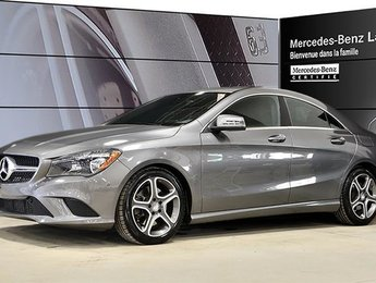 2015 Mercedes-Benz CLA250 4matic Coupe Garantie Prolongee! , Premium+Navigat