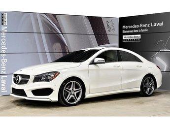 2015 Mercedes-Benz CLA250 4matic Coupe Premium+Sport, Navigation, Jantes AMG