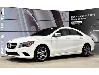 2016 Mercedes-Benz CLA250 4matic Coupe Premium Plus, Certifie 150 Points, Ca