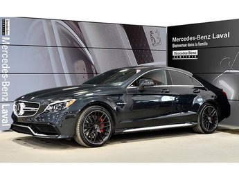 2015 Mercedes-Benz CLS63 AMG S-Model 4matic Coupe Bas KM!! Cuir Designo, Camera