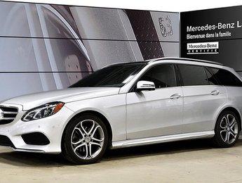 2015 Mercedes-Benz E400 4matic Wagon IDP Distronic Plus pre-Safe Brake, DE