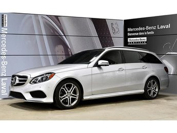 2015 Mercedes-Benz E400 4matic Wagon IDP Distronic Plus pre-Safe Brake, DE