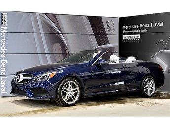 2015 Mercedes-Benz E400 Cabriolet BAS KM!! Premium+Sport, Camera 360 Degre