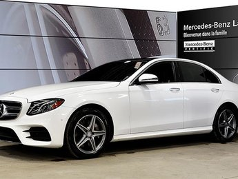 2017 Mercedes-Benz E400 4MATIC Sedan