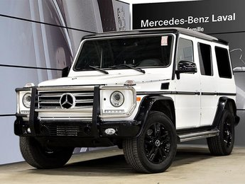 2015 Mercedes-Benz G550 4MATIC Night Edition