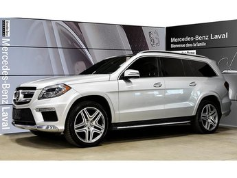 2016 Mercedes-Benz GL350 Bluetec 4matic Camera 360, bi-Xenon Actifs, Naviga