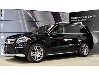 2016 Mercedes-Benz GL350 Bluetec 4matic Distronic Plus, Navigation, bi-Xeno