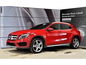 2015 Mercedes-Benz GLA250 4matic SUV AMG Sport, Camera Recul, Toit Pano, Nav