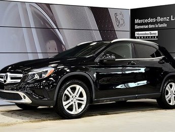 2015 Mercedes-Benz GLA250 4matic SUV Certifie ! 4 Roues Motrices, Bluetooth,