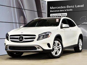 2015 Mercedes-Benz GLA250 4MATIC SUV