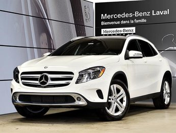 2016 Mercedes-Benz GLA250 4MATIC SUV