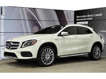 2018 Mercedes-Benz GLA250 4matic SUV Navi+Toit Pano+Jantes AMG+Cuir+Keyless