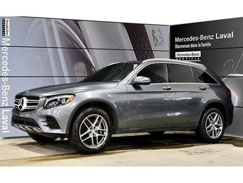 2016 Mercedes-Benz GLC-Class 4matic Camera 360, Navigation, Toit Panoramique, D