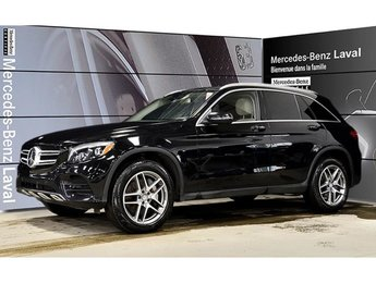 2016 Mercedes-Benz GLC-Class 4matic Full, Cuir, Camera Recul, Distronic Plus, D